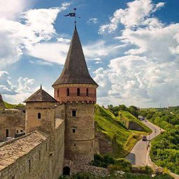 Romantic holidays in Kamianets-Podilskyi